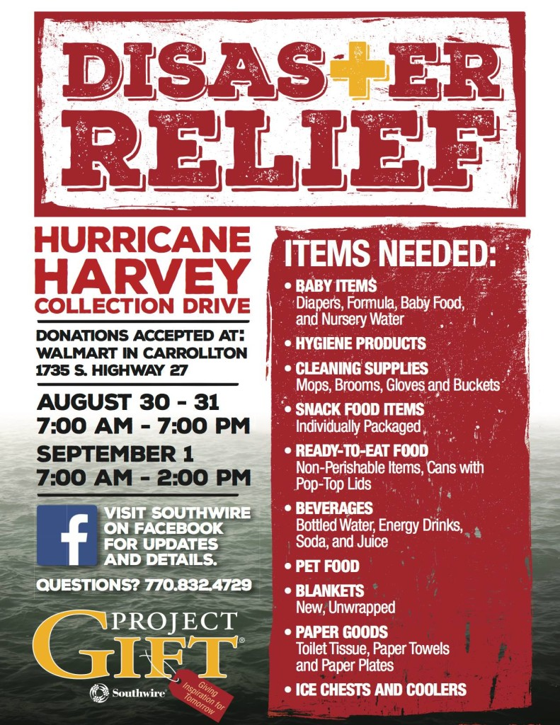 Disaster Relief Harvey