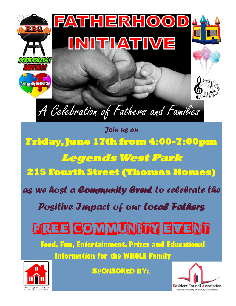Fatherhood Initiative 2016
