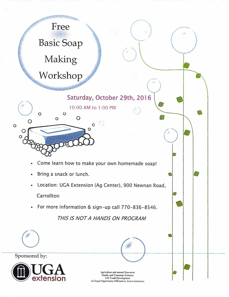 free-soap-workshop