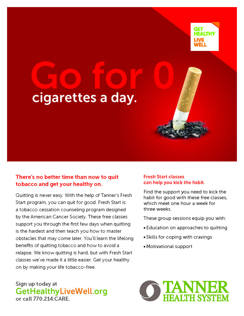 Fresh Start Smoking Cessation