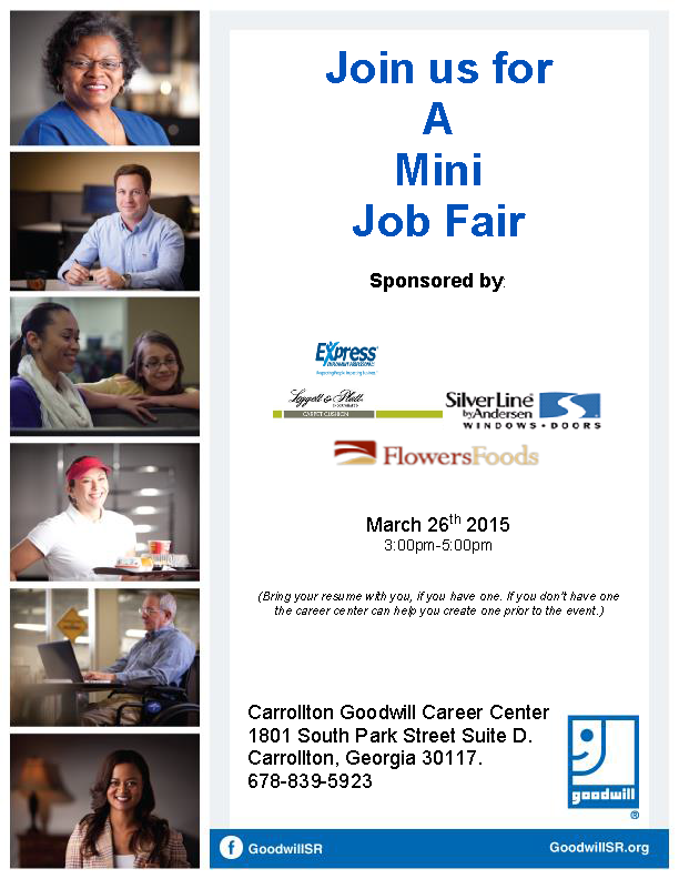 Job Fair Flyer forDol 3-26-15