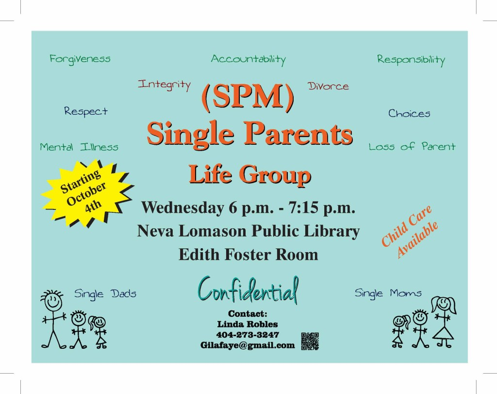 Single Parent WGNP Ad