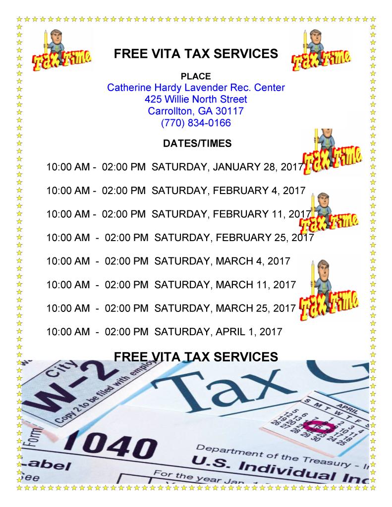 VITA TAX SERVICES 2017_Page_1