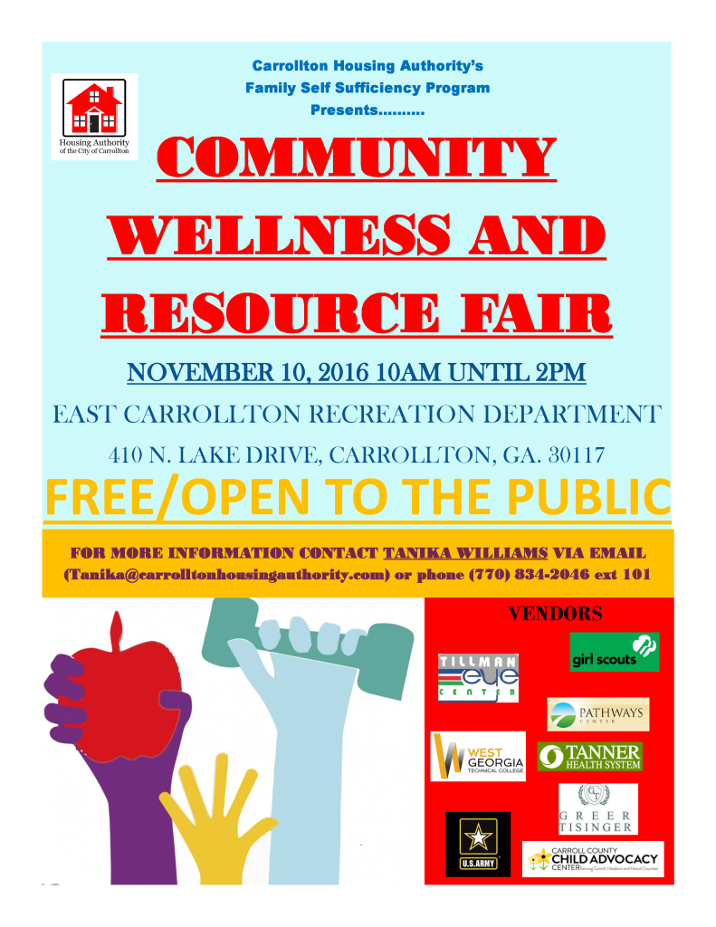 wellness-and-resource-fair-flyer