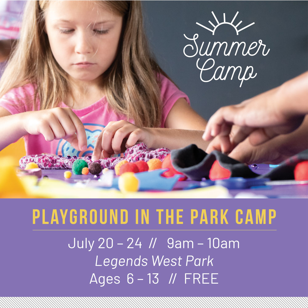 Playground in the Park Camp