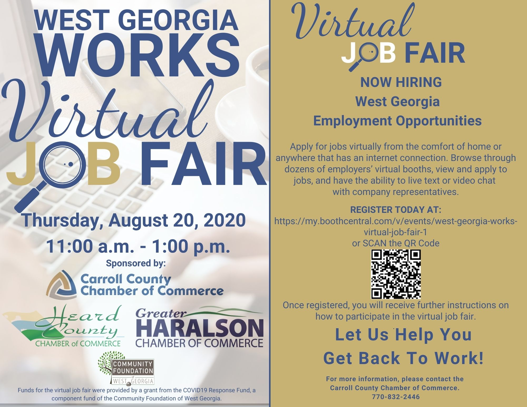 West GA Works Job Fair