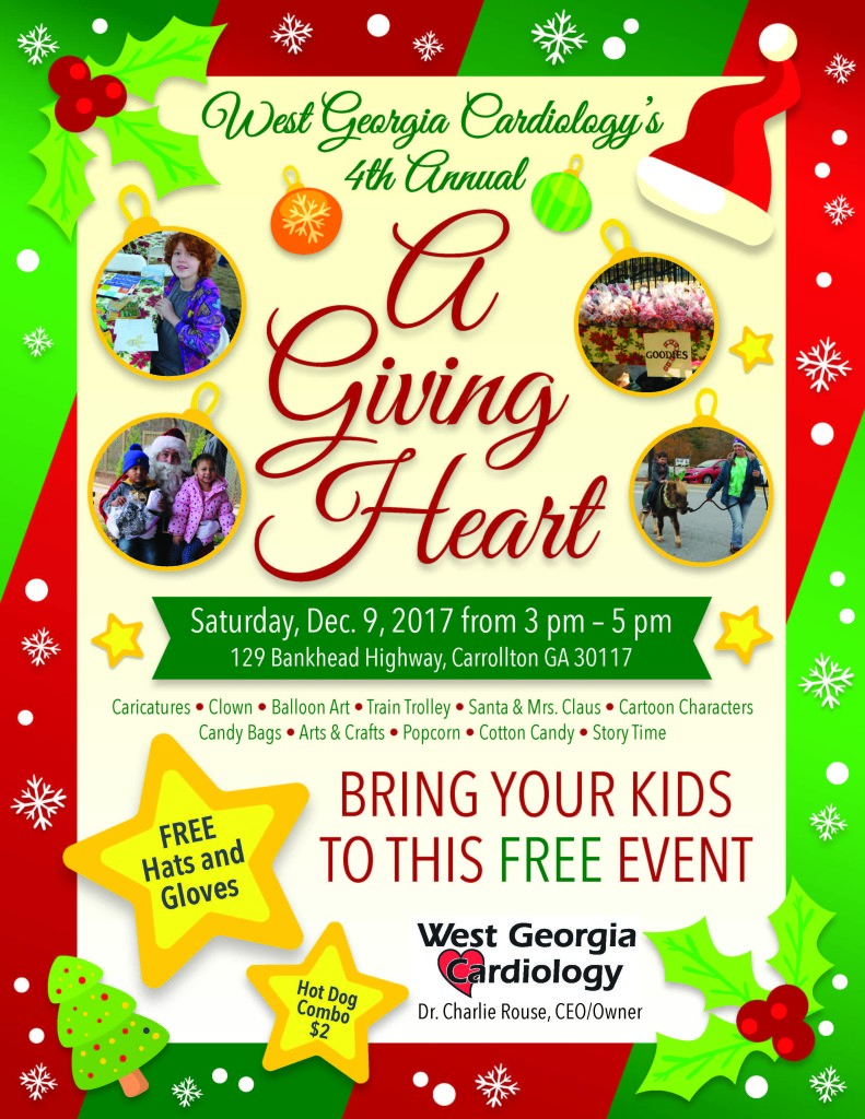 A Giving Heart Flyer_110817